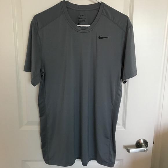 71463b9e Nike Shirts | Mens Drifit Fitted Tshirt | Poshmark